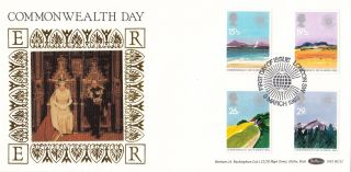 (24404) Gb Benham Fdc Commonwealth Day - London Sw 9 March 1983 photo