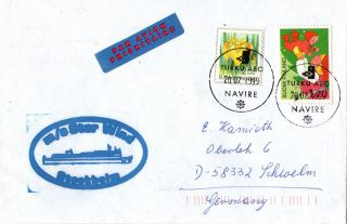 Swedish Ferry Ship Ms Star Wind Ships Cached Cover photo