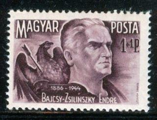 Hungary - 1945.  Andreas Bajcsy - Zsilinszky photo