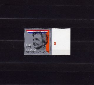 Netherlands 510 25th Anniv.  Of The Reign Of Queen Juliana photo