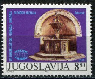 1948 - Yugoslavia 1982 - Travel Agents Associations Congress – Dubrovnik – photo