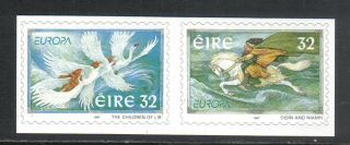 Ireland 1997 Europa/stories & Legends Sa - - Attractive Topical (1063a) Mh photo