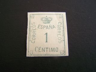 Spain.  314.  One Centimo. photo