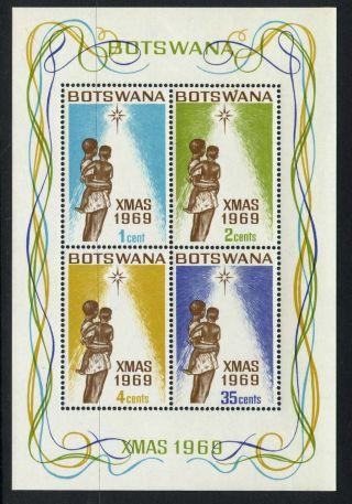 Botswana 57a Christmas,  Mother & Child photo