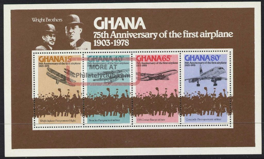 Ghana 654 Aircraft,  Aviation,  Wright Brothers Africa photo