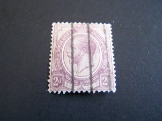 South Africa.  5.  King George V. photo
