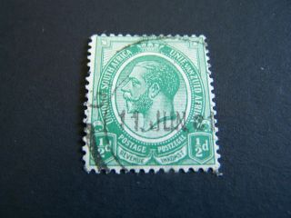 South Africa.  2.  King George V. photo