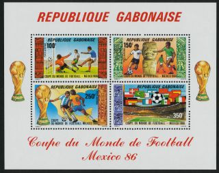Gabon C281a World Cup Soccer,  Sports,  Football photo