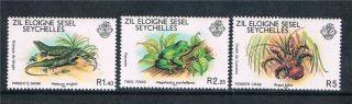 Zil Elwannyen 1981 Wildlife 1st Series Sg 32/4 photo