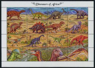 Tanzania 902 Dinosaurs photo