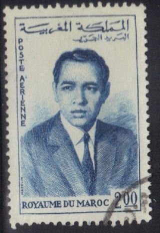 Morocco Stamp Scott C7 Stamp See Photo photo