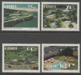Ciskei Sg218/21 1992 Hotels photo