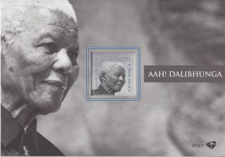 South Africa - Nelson Mandela Memorial Folder - 18 July 1918 - 5 Dec 2013 photo