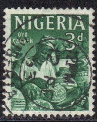Nigeria Stamp Scott 105 Stamp See Photo photo