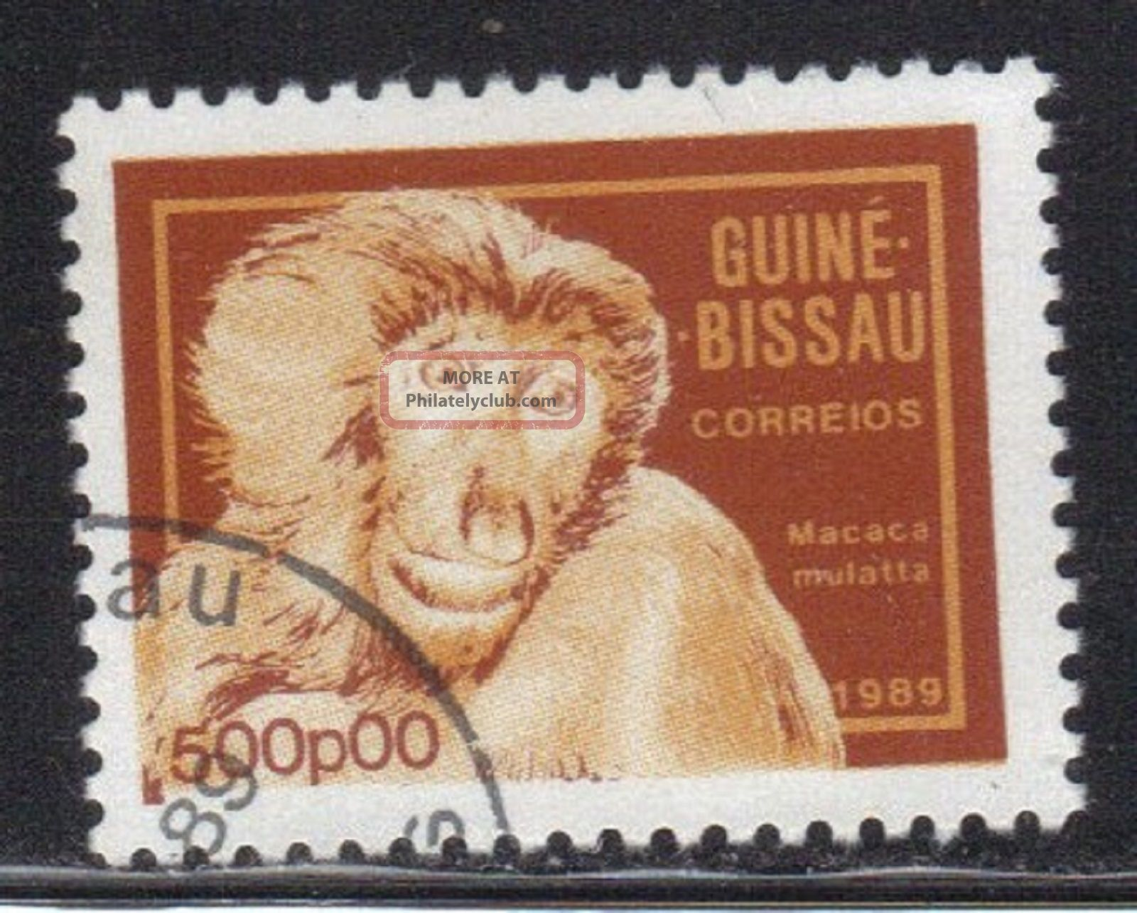 Guinea Bissau Stamp Scott 861 Stamp See Photo Africa photo