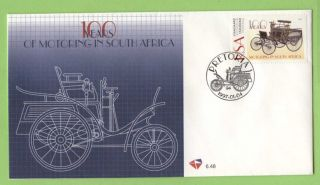 South Africa 1997 Centenary Of Motoring In South Africa First Day Cover photo