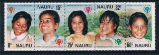 Nauru 1979 International Year Of The Child Sg 211 - 15 photo