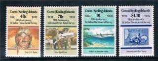 Cocos (keeling) Is 1989 Aerial Survey Sg 207/10 photo