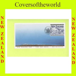 Zealand 1994 Mt Cook $20 First Day Cover photo