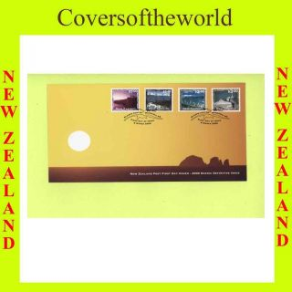 Zealand 2000 Definitives First Day Cover photo