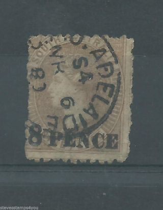 South Australia - 1881 - Sg12 - Cv £ 7.  00 - photo