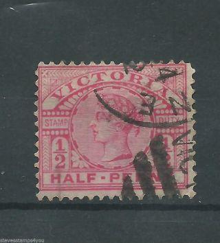 Victoria - 1899 - Sg330b - Cv £ 4.  00 - photo