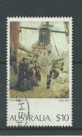 Australia - 1974 - Sg567a - Cv £ 3.  50 - photo