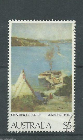 Australia - 1974 - Sg567 - Cv £ 2.  25 - photo