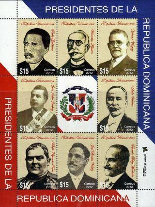 Dominican Republic Presidents Sc 1531 2012 photo