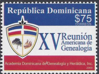 Dominican 15th American Genealogical Reunion Sc 1474 2009 photo