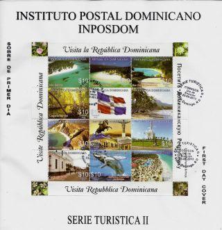 Dominican Republic Tourist Series Ii