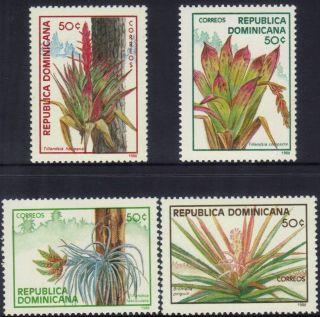 Dominican Flora Sc 1020 - 3 1988 photo