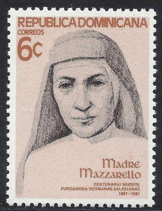 Dominican Mother Maria Mazzarello Sc 846 1981 photo