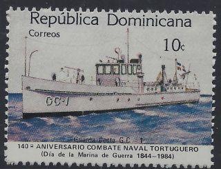 Dominican Coast Guard Ship Dc - 1 Sc 903 1984 photo