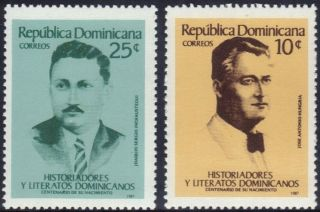 Dominican Historians And Authors Sc 1008 - 9 1987 photo