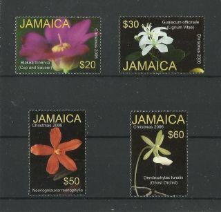 1585.  Jamaica 2006 Christmas,  Flowers photo