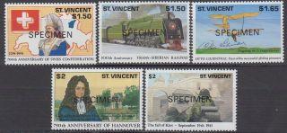 Specimen,  St.  Vincent Sc1554 - 8 Trans - Siberian Railway,  Otto Lilienhal. . . photo