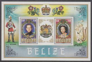 Belize - 1984 House Of Tudor Ms Um / photo