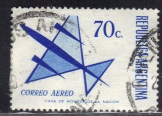 Argentina Stamp Scott C137 Stamp See Photo photo