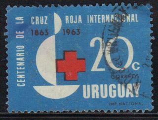 Uruguay Stamp Scott 706 Stamp See Photo photo