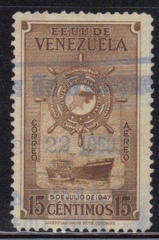 Venezuela Stamp Scott C258 Stamp See Photo photo