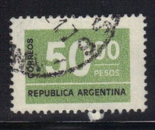 Argentina Stamp Scott 1122 Stamp See Photo photo