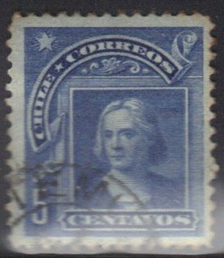 Chile Stamp Scott 71 Stamp See Photo photo