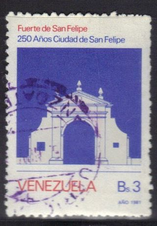 Venezuela Stamp Scott 1245 Stamp See Photo photo