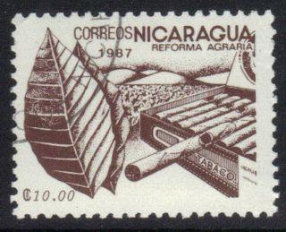 Nicaragua Stamp Scott 1608 Stamp See Photo photo