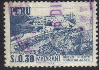 Peru Stamp Scott 463 Stamp See Photo photo