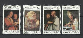 637.  Nicaragua 1978.  Christmas photo