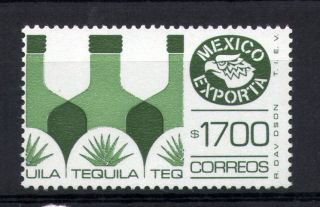 Mexico Exporta Type Xiii 1700p Tequila Bright Olive Green photo