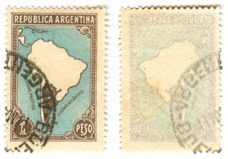 Argentina,  Scott 446 photo