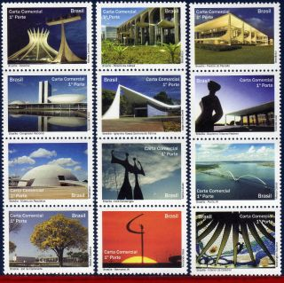 10 - 29dp Brazil 2010 Brasilia,  Architecture,  Monuments,  Churches,  Depersonalized photo